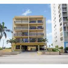 Rental info for 6444 Collins Ave