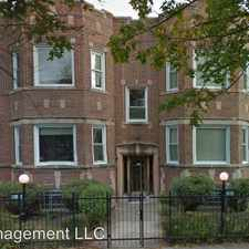 Rental info for 2522-24 W Marquette Rd - 2524-2 in the Marquette Park area