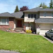 Rental info for 33416 12th Ave SW
