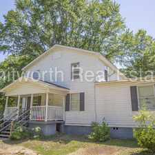 Rental info for Practical 2-Bed/1-Bath in Tuscaloosa