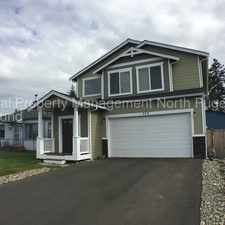 Rental info for Gorgeous North Everett Home Built in 2015