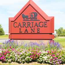 Rental info for Carriage Lane in the Columbus area