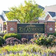 Rental info for The Residences at Scioto Crossing in the Columbus area