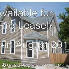 Rental info for 915 Chatham St NW in the Grand Rapids area