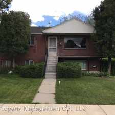 Rental info for 5824 South 157 West #A