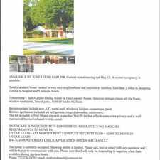 Rental info for 2135 34th Ave
