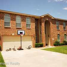 Rental info for 116 W. Iowa Drive in the Harker Heights area