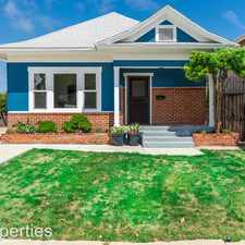 Rental info for 4393 Georgia Street in the University Heights area