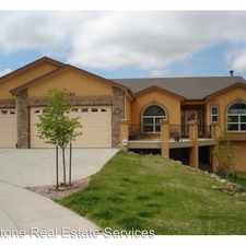 Rental info for 1061 Glengary Place