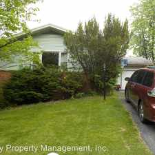 Rental info for 1324 Linn Street in the State College area