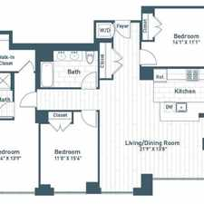 Rental info for $9999 3 bedroom Apartment in Jersey City in the Jersey City area