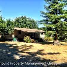 Rental info for 1449 SW Cook Road