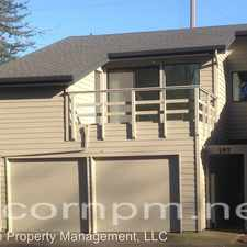 Rental info for 293 Country Club Rd in the Cal Young area