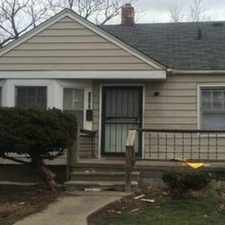 Rental info for 19482 Dwyer Street in the Pershing area