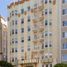 Rental info for 640 Mason Street #301 in the Downtown-Union Square area