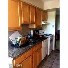 Rental info for 4500 South Four Mile Run Drive #418 in the Columbia Forest area