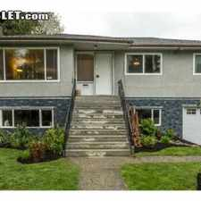 Rental info for 3380 4 bedroom House in Vancouver Area Coquitlam