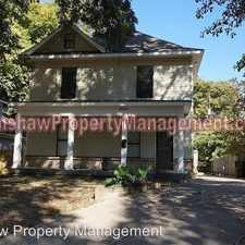 Rental info for 1526 Court Ave.