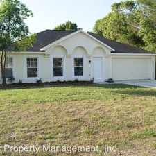 Rental info for 11306 Sand Hill Avenue