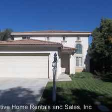 Rental info for 30862 Crystalaire Drive