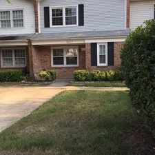 Rental info for 5577 New Colony Drive in the Virginia Beach area
