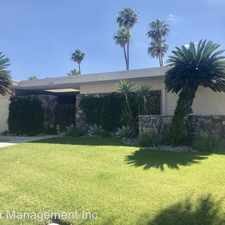 Rental info for 2443 Paseo Del Rey