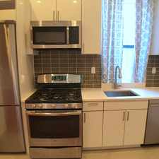 Rental info for Edgecombe Avenue in the West Harlem area