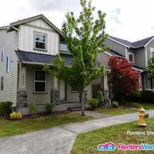 Rental info for 18503 96th Ave E
