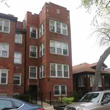 Rental info for 4906 North Whipple Street #1 in the Albany Park area