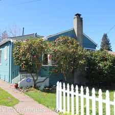 Rental info for 7571 Valentine St. in the Oakland area
