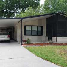 Rental info for LOT 66, COZY CORNER LOT WITH A LOT OF CHARM in the Lakeland area