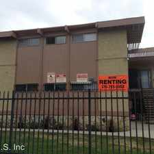 Rental info for 1110 W. 255TH STREET in the Harbor City area