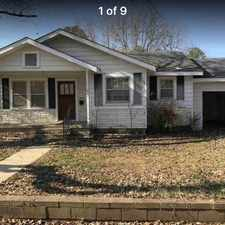 Rental info for 801 North Pear Street in the Searcy area