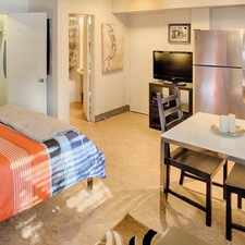 Rental info for Apartment in Sunnyside - 1 Bedroom Apartment for Rent in the Eau Claire area
