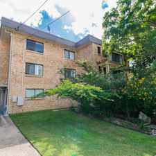 Rental info for PRIME LOCATION IN GREENSLOPES! in the Holland Park area
