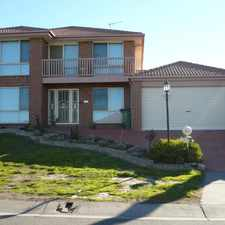 Rental info for Spacious Double Storey Home in the Melbourne area