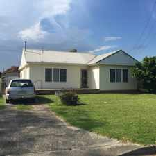 Rental info for Large 3 Bedroom Home in the Wollongong area