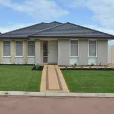 Rental info for LAWN MOWING INCLUDED!!! - LOCATED NEAR THE NEW LAKELANDS SHOPPING CENTRE in the Perth area