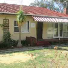 Rental info for Cozy Family Home with Spacious Backyard... in the Bassendean area