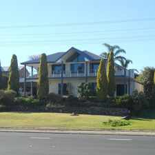 Rental info for FULLY FURNISHED EXECUTIVE RESIDENCE WITH ESTUARY VIEWS in the Australind area