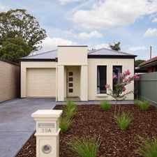 Rental info for Modern and Impressive! in the Adelaide area