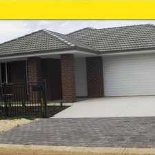 Rental info for 3 Br Family Home in the Smithfield Plains area