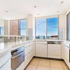 Rental info for Contemporary Waterfront Living + study in the Drummoyne area