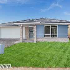 Rental info for NEAR NEW AIR CONDITIONED GREAT FAMILY HOME