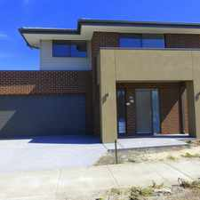 Rental info for Near New Luxurious Home Overlooking Beautiful Parklands... in the Melbourne area