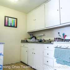 Rental info for 426 E. 13th Apartment A in the Indianola Terrace area