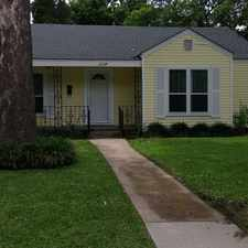 Rental info for 1137 Rock Creek Dr in the Garland area