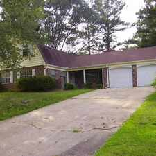 Rental info for 1217 Foxhill Dr. - Clinton