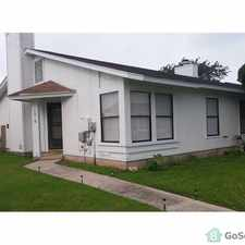 Rental info for Rachelle (210)241-7783, Perfect one story Freshly painted house, 3 bdrm 2 ba, ceiling fans, refrigerator, stove