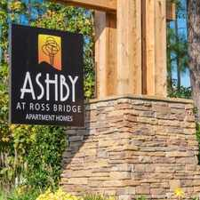 Rental info for Ashby at Ross Bridge in the Sand Ridge area